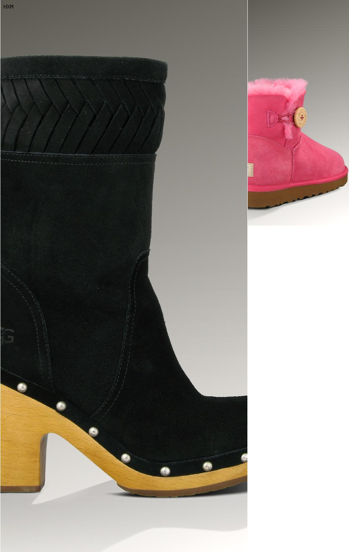 scarpe da neve ugg