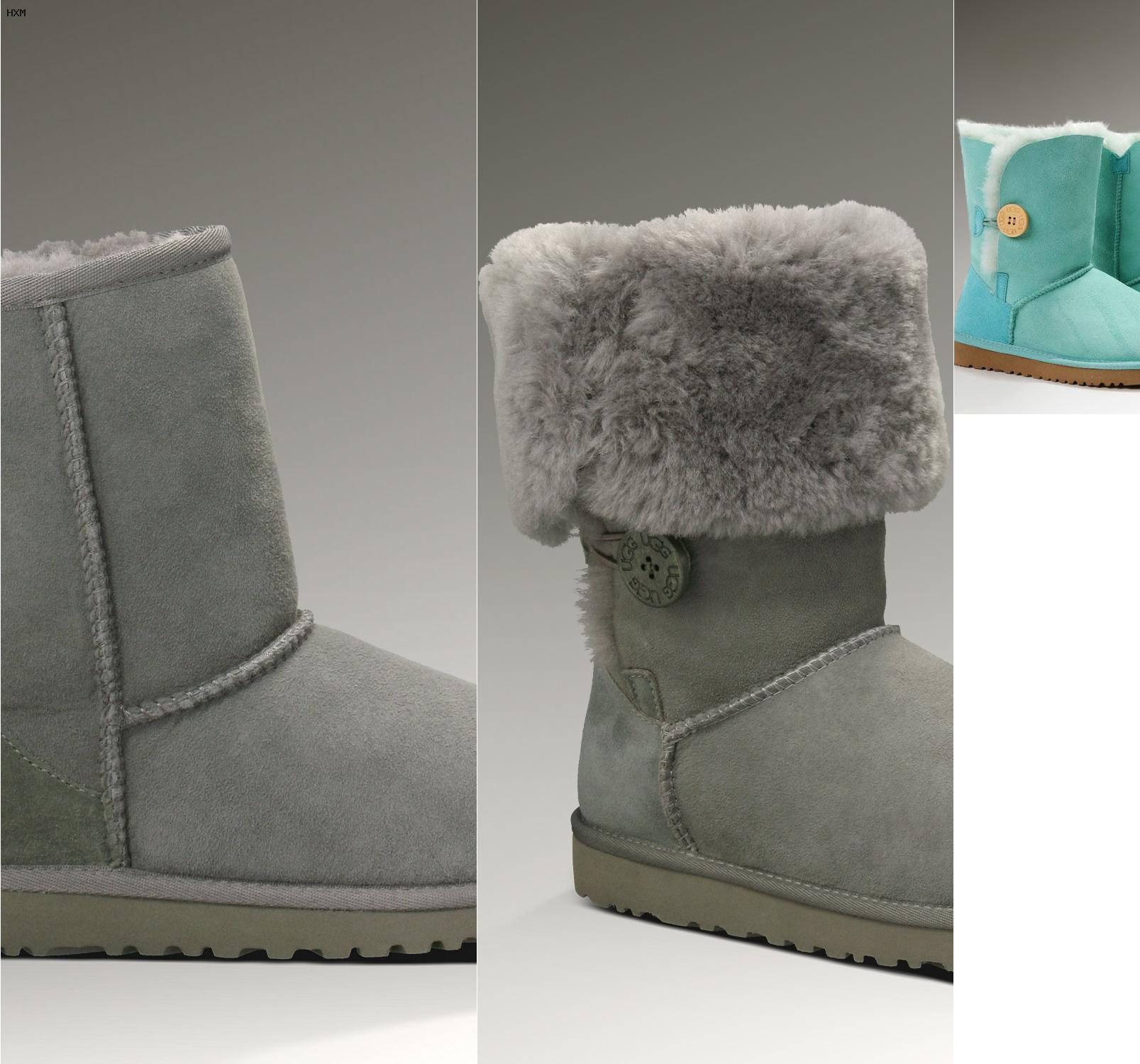 ugg fiocco beige